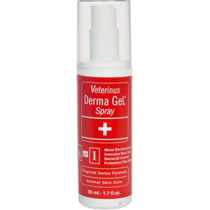 Derma GeL 4 in 1 Animal Skin Care Spray for Pets
