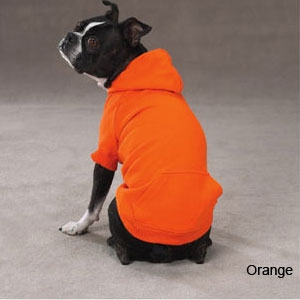 Zack & Zoey® Basic Dog Hoodie - Bright