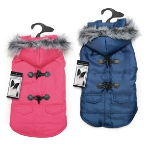 Elements Toggle Dog Coat