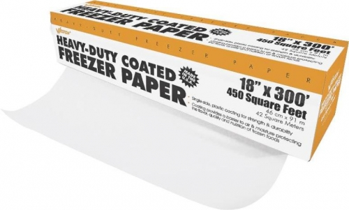 Weston® Heavy-Duty, Coated Freezer Paper (450 Square Feet)