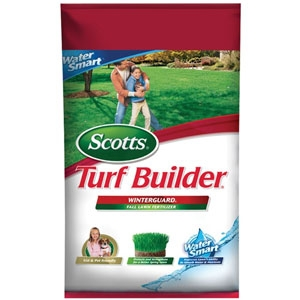 Scotts Turf Builder Winterguard Fall Lawn Fertilizer 15M