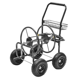 Precision Products Garden Hose Reel Cart 250'
