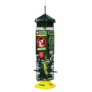 Brome Squirrel Solutions Seed Saver 200 Wild Bird Feeder