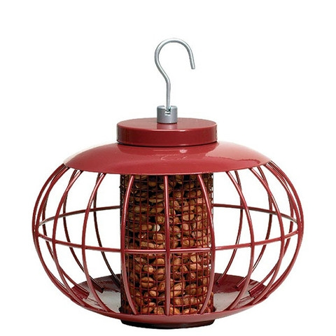 The Nuttery Chinese Lantern Nut Feeder