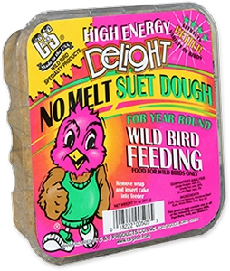C&S High Energy Delight No Melt Wild Bird Suet Dough
