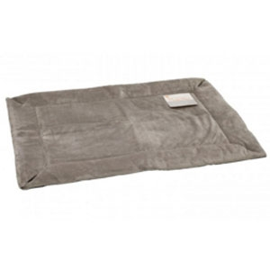 K & H Self-Warming Crate Pad Gray
