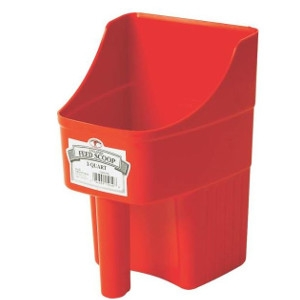 3 Qt Enclosed Feed Scoop