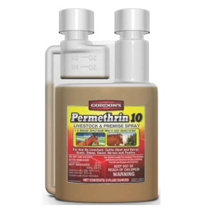 Permethrin Concentrate Repellent Spray (8oz.)