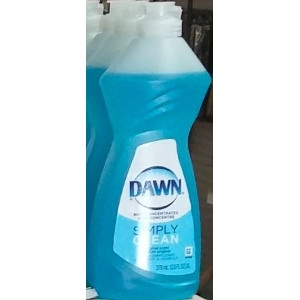 Dawn Simply Clean Dish Detergent 12.6oz.
