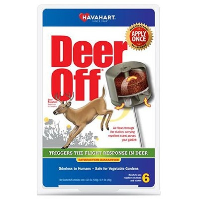 Havahart® Deer Off® Repellent Station