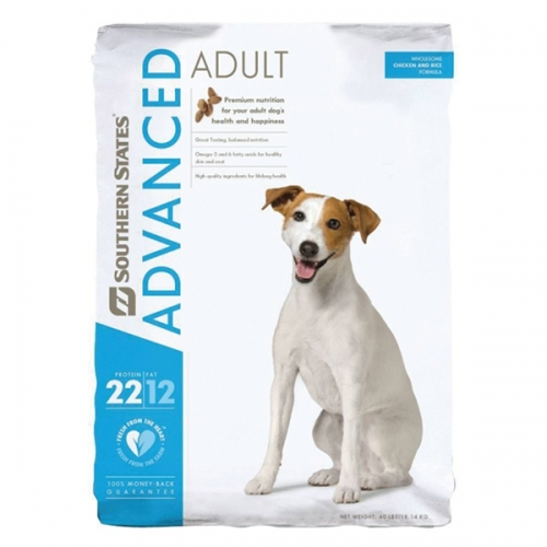Southern States Advanced Adult Dog Food - 40 lbs