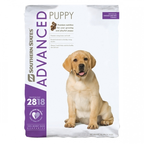 Southern States Advanced Puppy Food   - 40 lbs