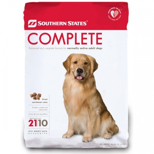 Southern States Complete Dog Food - 50 lbs