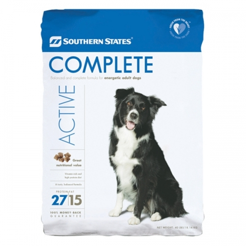 Southern States Complete Active Dog Food - 50 lbs