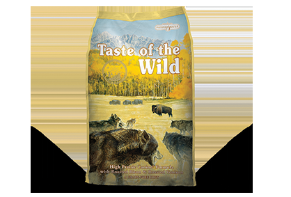 Taste of the Wild High Prairie Canine® Formula - 30 lbs.