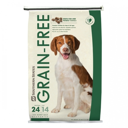 Southern States Grain Free Dog Food