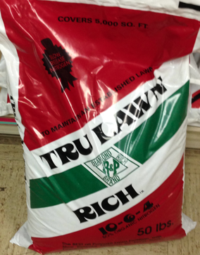 10-6-4 50% Organic Fertilizer