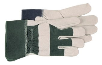 743 Ladies Grain Pigskin Leather Palm Glove