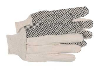 4011 Plastic Dot Gloves
