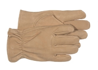 4052M Men's Grain Pigskin Glove - Large