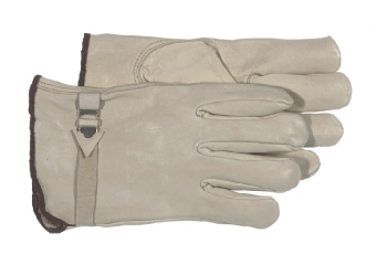 4070L Premium Grain Leather Glove - Medium