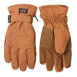 Deluxe Insulated Glove - Brown - Medium