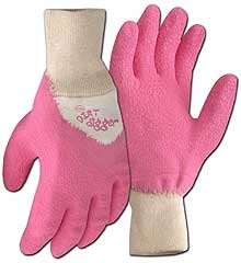 Dirt Digger Glove Bubble Gum - Medium