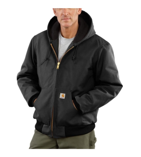 Duck Active Jacket Black - 2XLarge