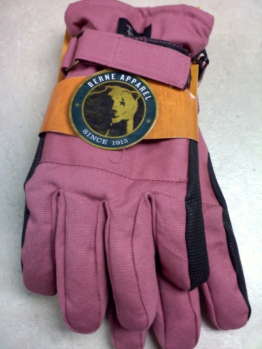 Youth Glove - Berry - Small