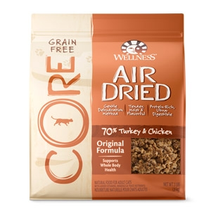 Wellness® Core® Pet Air Dried Turkey & Chicken Cat Food