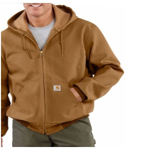 Men's Carhartt Duck Active Jac/Thermal Lined Jacket