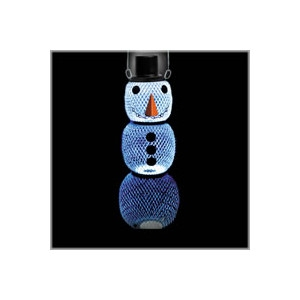 Perky Pet NO/NO® Solar Hat Snow Man Wild Bird Feeder