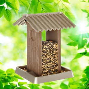 North States Outhouse Birdfeeder