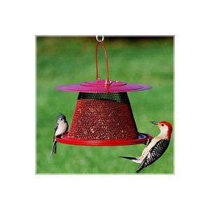 Perky-Pet NO/NO® Red Cardinal Wild Bird Feeder
