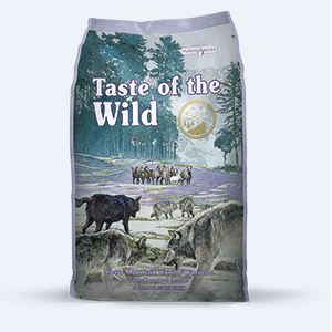 Taste of the Wild Sierra Mountain Canine® Formula with Roasted Lamb 30lb