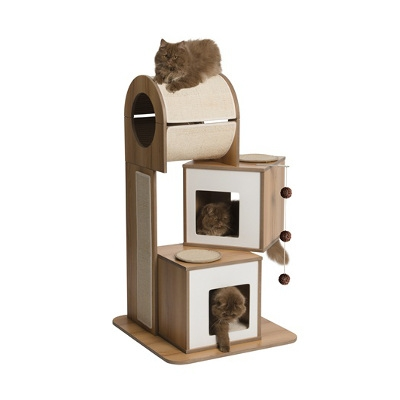 Vesper V-Tower Cat Furniture