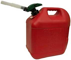 Blitz Enviro-Plus Gas Can 5 Gallon