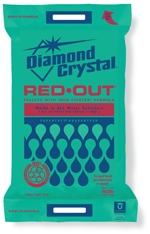 40LB Diamond Crystal Iron Out Softener Salt (Green Bag)