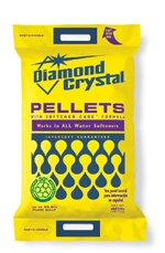 40LB Diamond Crystal Super Soft Softener Salt (Yellow Bag)