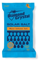 40LB Diamond Crystal Solar Salt Softener Salt (Blue Bag)