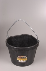 Duraflex 5 Gallon Rubber Corner Bucket