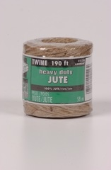Jute Twine Heavy Duty 190'