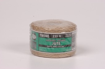 Medium Weight Jute Twine 225'