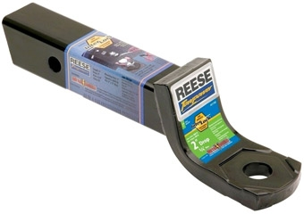 "Reese Towpower Interlock Ball Mount 2"" Drop w/ 3/4"" Rise"