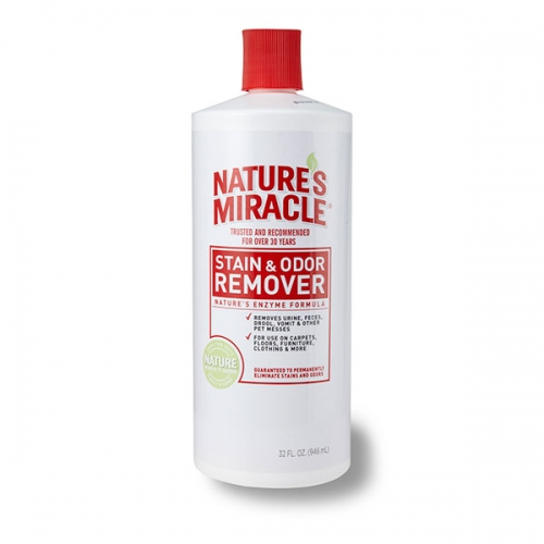 Nature's Miracle Stain & Odor Remover 32 oz