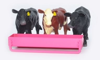 Little Buster Toys Cattle Feeder - Pink