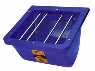 9QT. Blue Foal Feeder