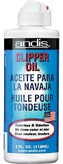 Andis Clipper Oil 4oz.