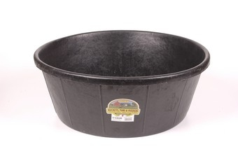 Duraflex 15 Gallon Rubber Heavy Duty Tub