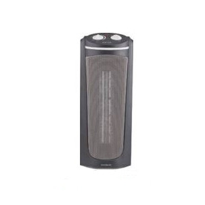 Homebasix® Oscillating Ceramic Tower Electric Heater